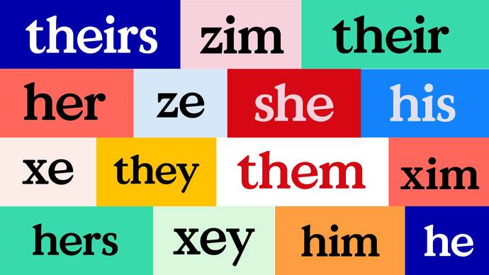 Is your opinion of International Pronouns Day positive or negative?
