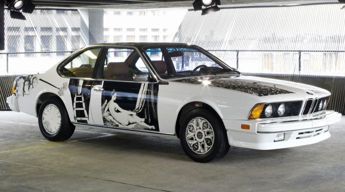 Which of these BMW Art Cars is your favorite?