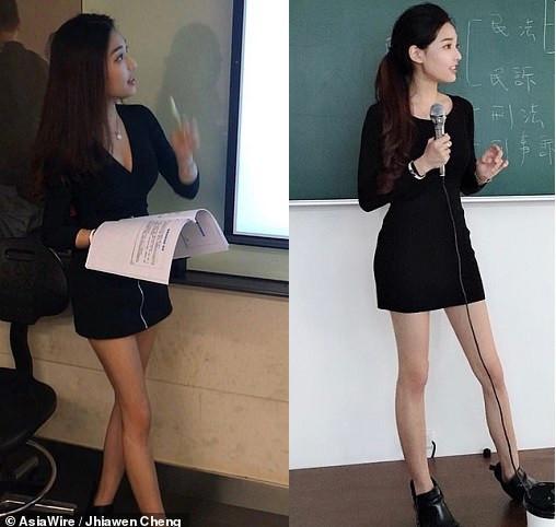 Taiwans Hottest Teacher (Cheng Jhia-wen)