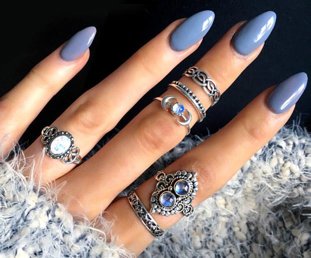 Guys, what nail color do you like on a girl? Or do you notice at all?